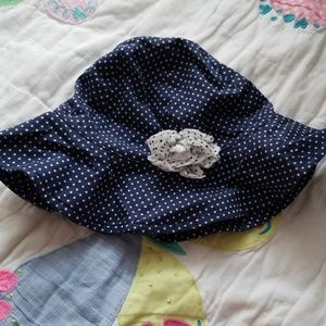 Adorable girl's summer hat sz 5-6